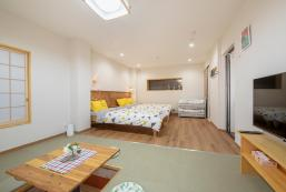 35平方米開放式公寓(池袋) - 有1間私人浴室 Uhome Suite Kizuna Ikebukuro 1F