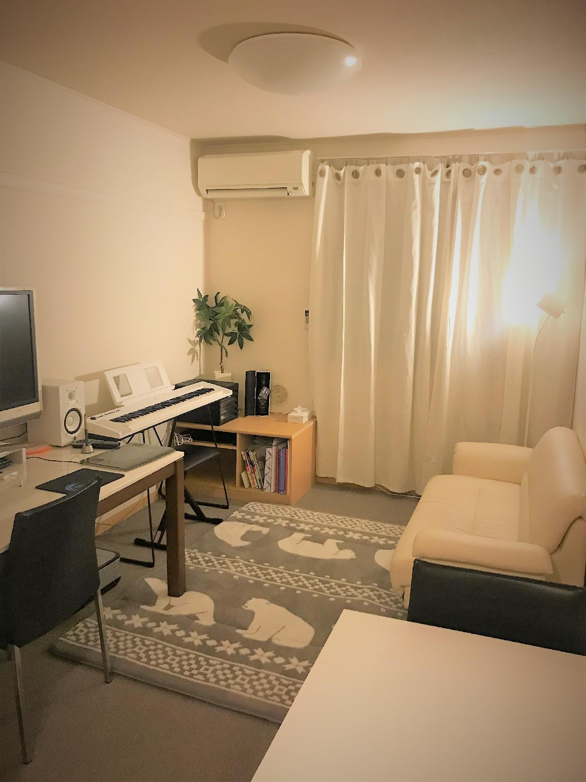 Japanese Cozy 2 Floors Home In Tokyo With Piano Nerima