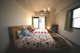 21平方米1臥室公寓(博多) - 有1間私人浴室 [N42]Hakata Neo Hotel -free wifi-