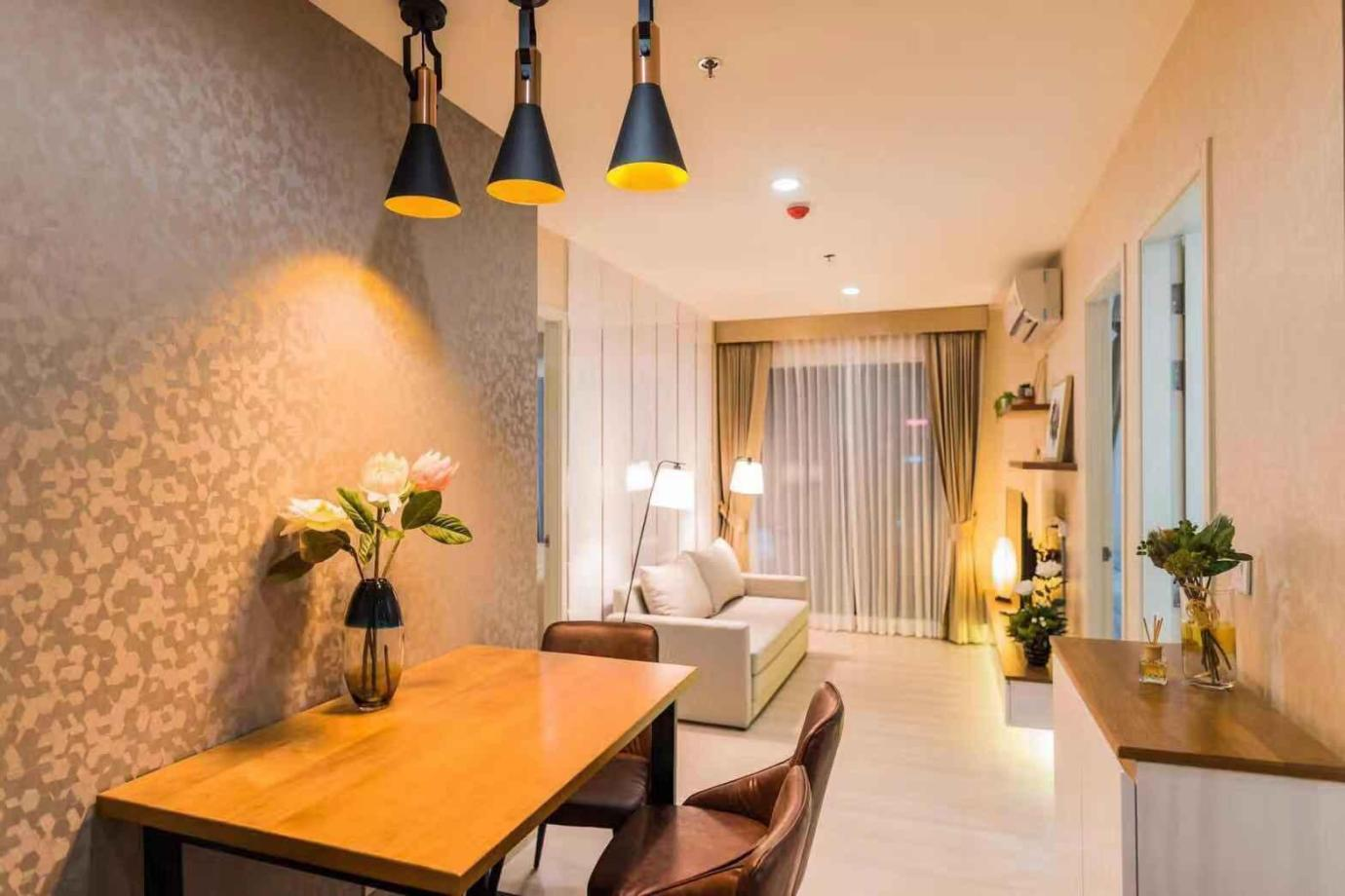Spacious 2 bedrooms in life asoke Bangkok Bangkok Thailand