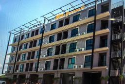 24平方米開放式公寓 (郎律喀) - 有1間私人浴室 RIK APARTMENT