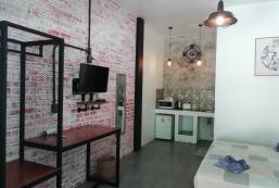 24平方米開放式公寓 (沙美島市中心) - 有1間私人浴室 Loft style studio 500m from Saikaew beach