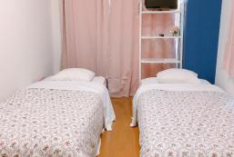25平方米1臥室公寓(難波) - 有1間私人浴室 KONITEL NAMBA4_402