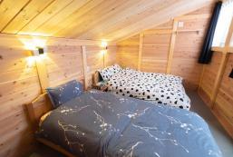 55平方米2臥室平房(洞爺湖町) - 有1間私人浴室 Cozy log cabin with private Sauna in Lake Toya