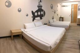20平方米1臥室獨立屋 (台南市) - 有1間私人浴室 WE HOME