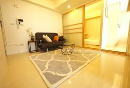 66平方米2臥室公寓 (大安區) - 有1間私人浴室 Fashion design, 3 minutes to MRT Station