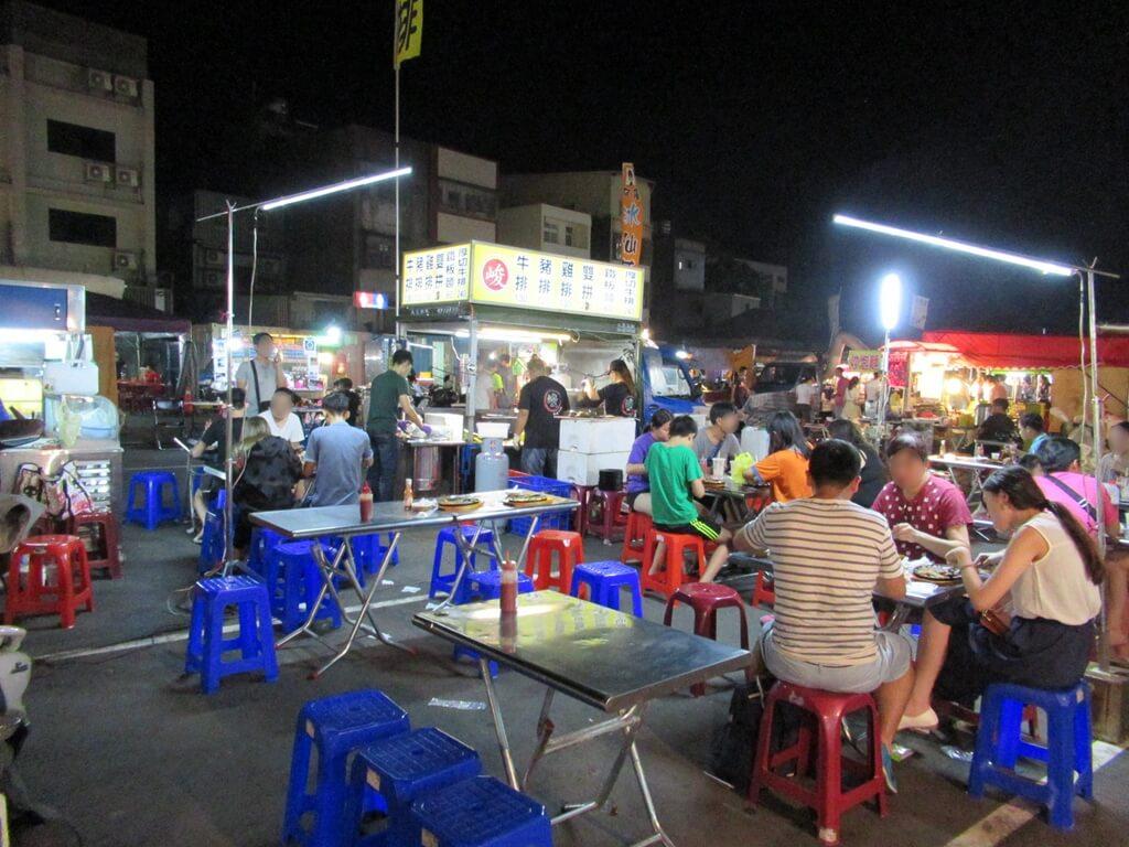 龍潭觀光夜市 - Tripper Way 旅遊景點