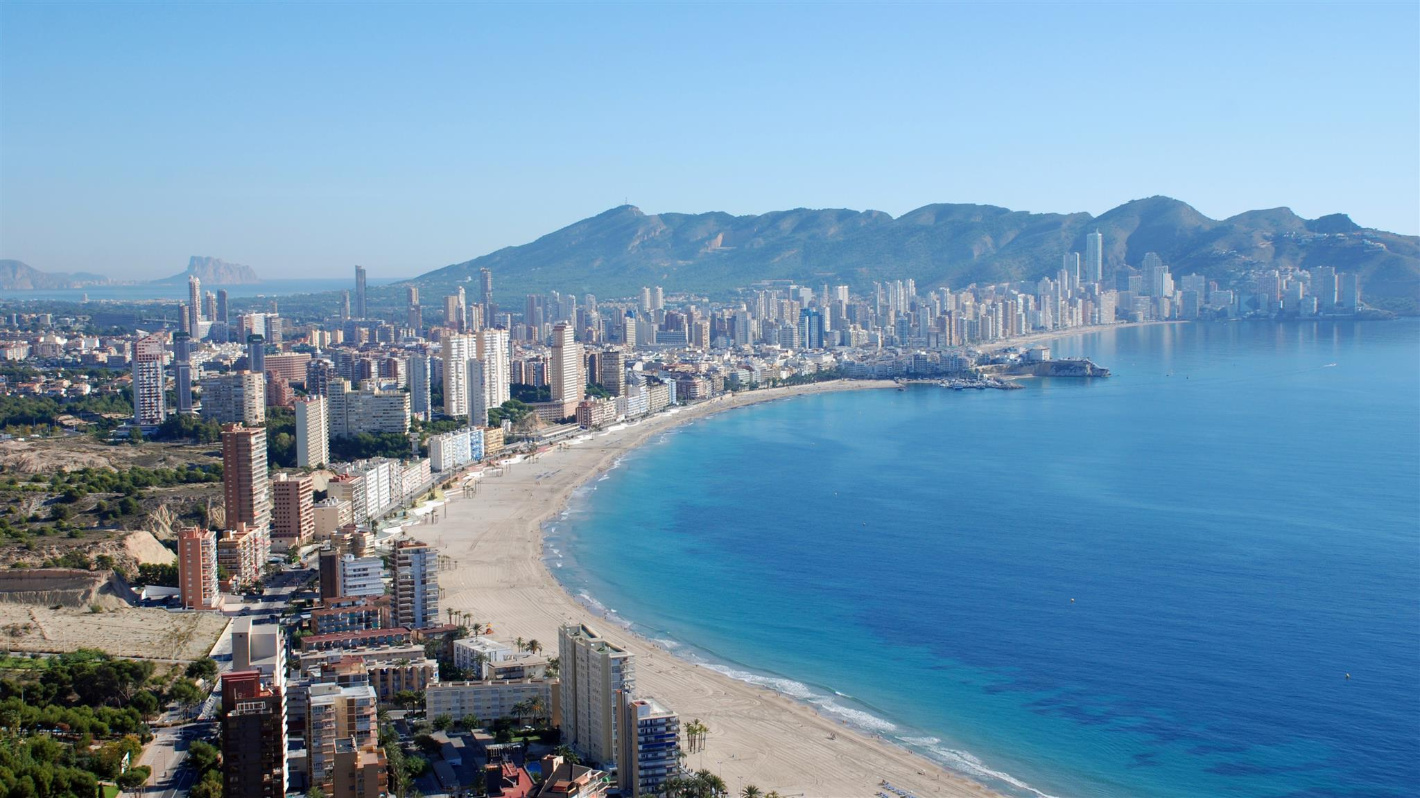 Benidorm - Costa Blanca Hotels Hd