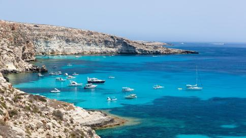 Image result for Lampedusa