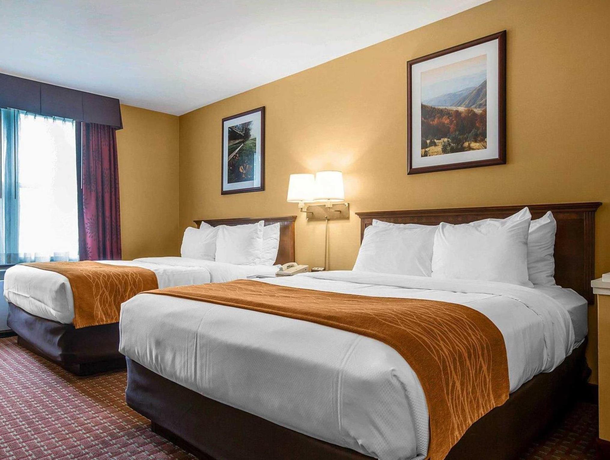 Comfort Inn Suites Near Burke Mountain In St Johnsbury