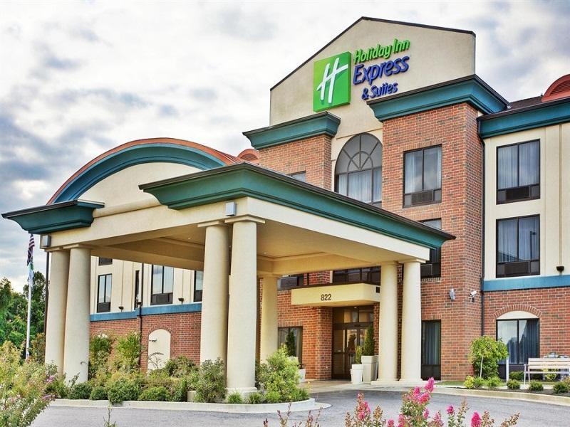 Holiday Inn Express Hotel Suites Dyersburg In Dyersburg