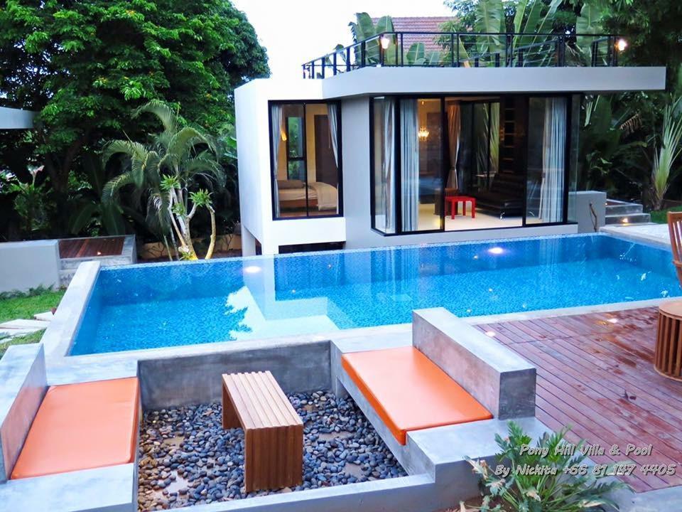 Pony Hill Villa Bo Phut Koh Samui Room Deals Photos