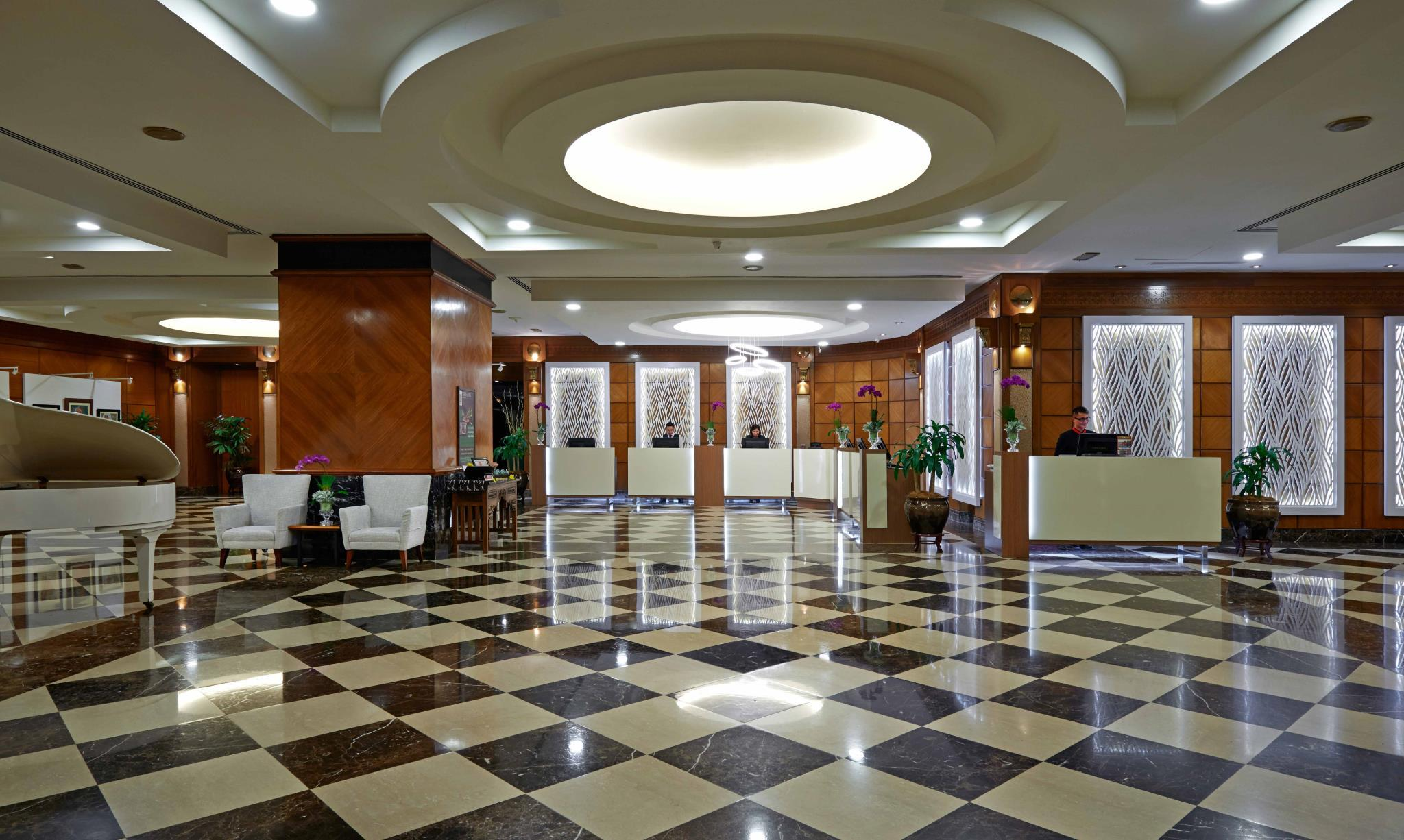 Seri Pacific Hotel Kuala Lumpur Malaysia Mulai Dari Rp