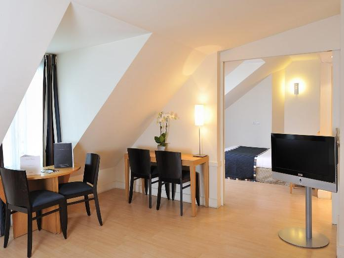 Residhome Appart Hotel Paris Opera in France  Room Deals Photos  Reviews