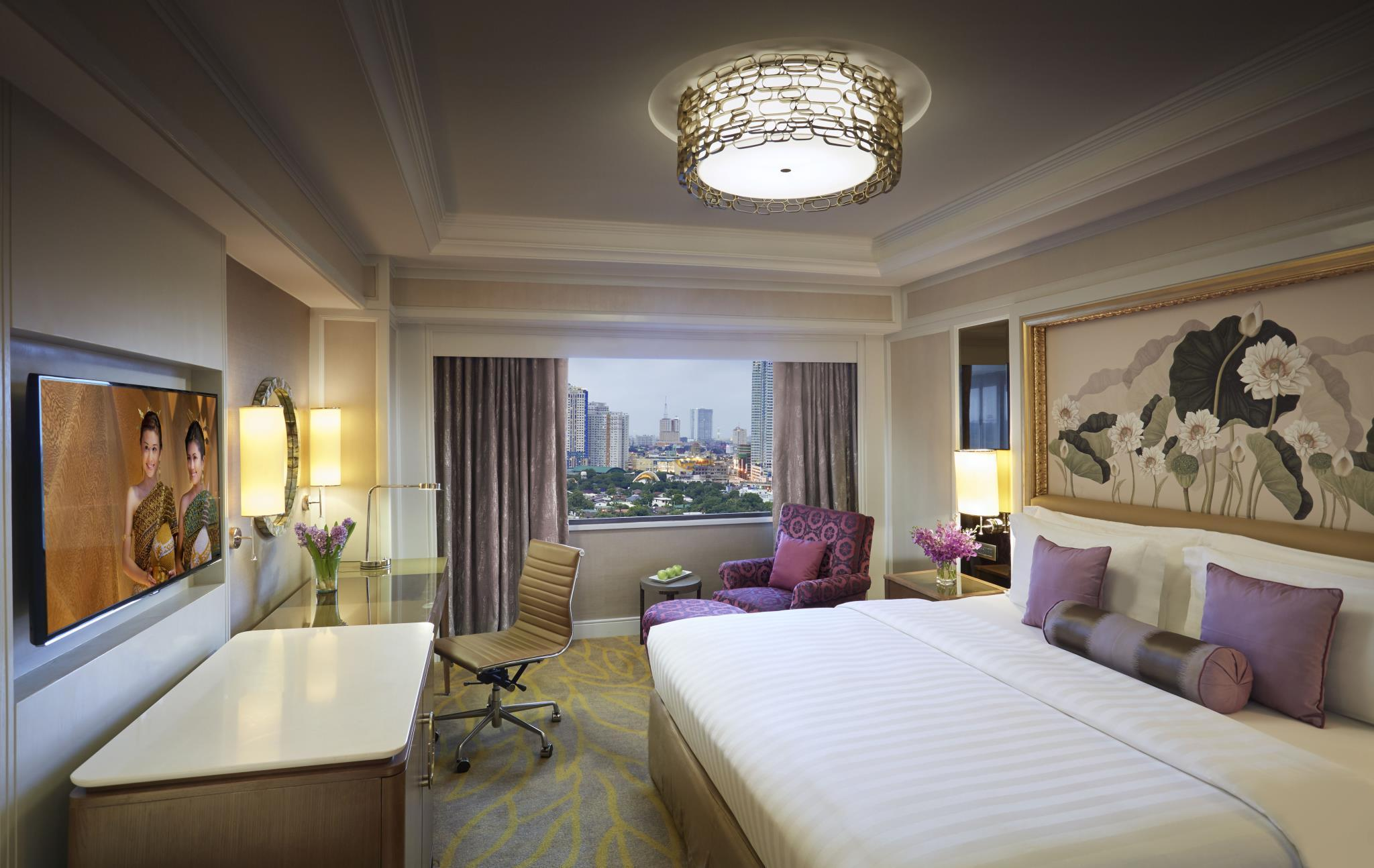 Dusit Thani Manila In Philippines Room Deals Photos Reviews