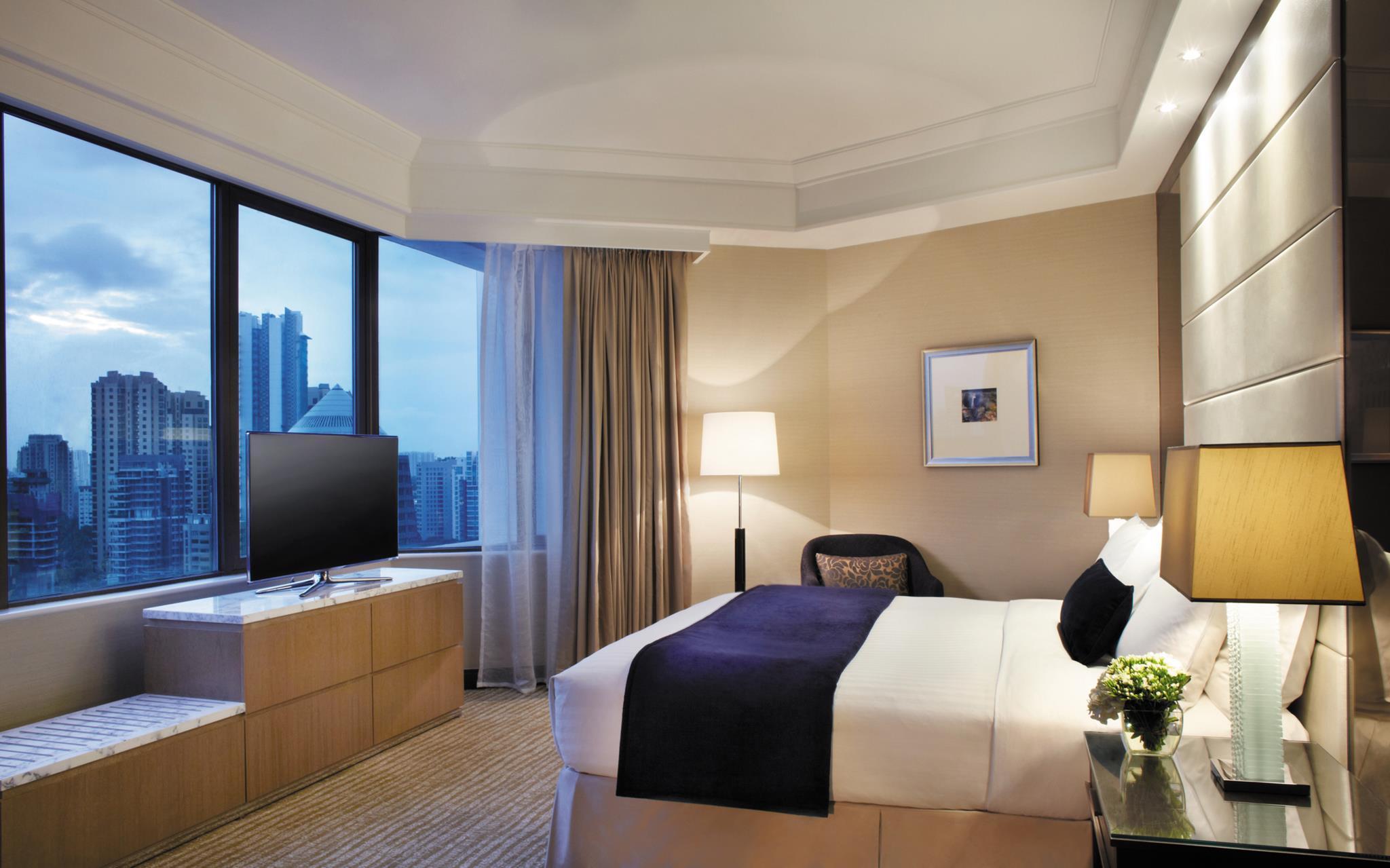 Singapore Marriott Tang Plaza Hotel Room Deals Photos