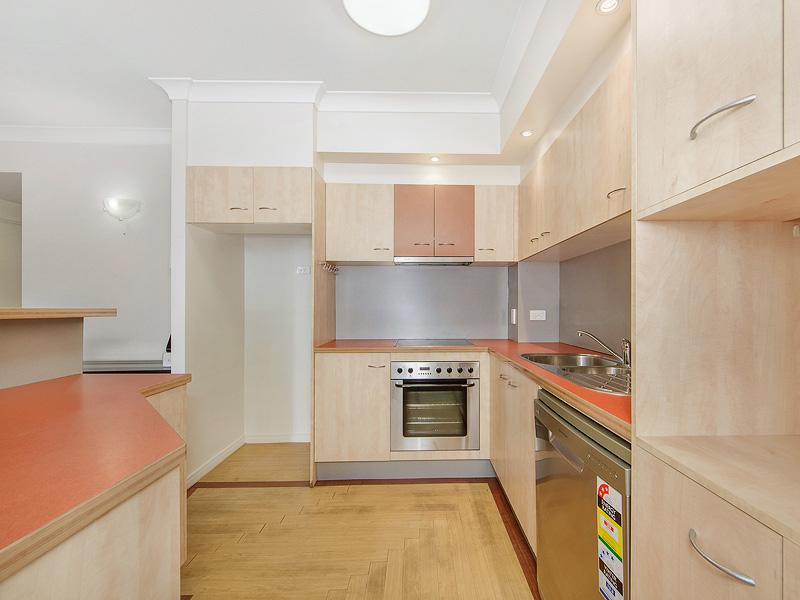 Spring Hill Central Apartments Brisbane Australia Jaminan