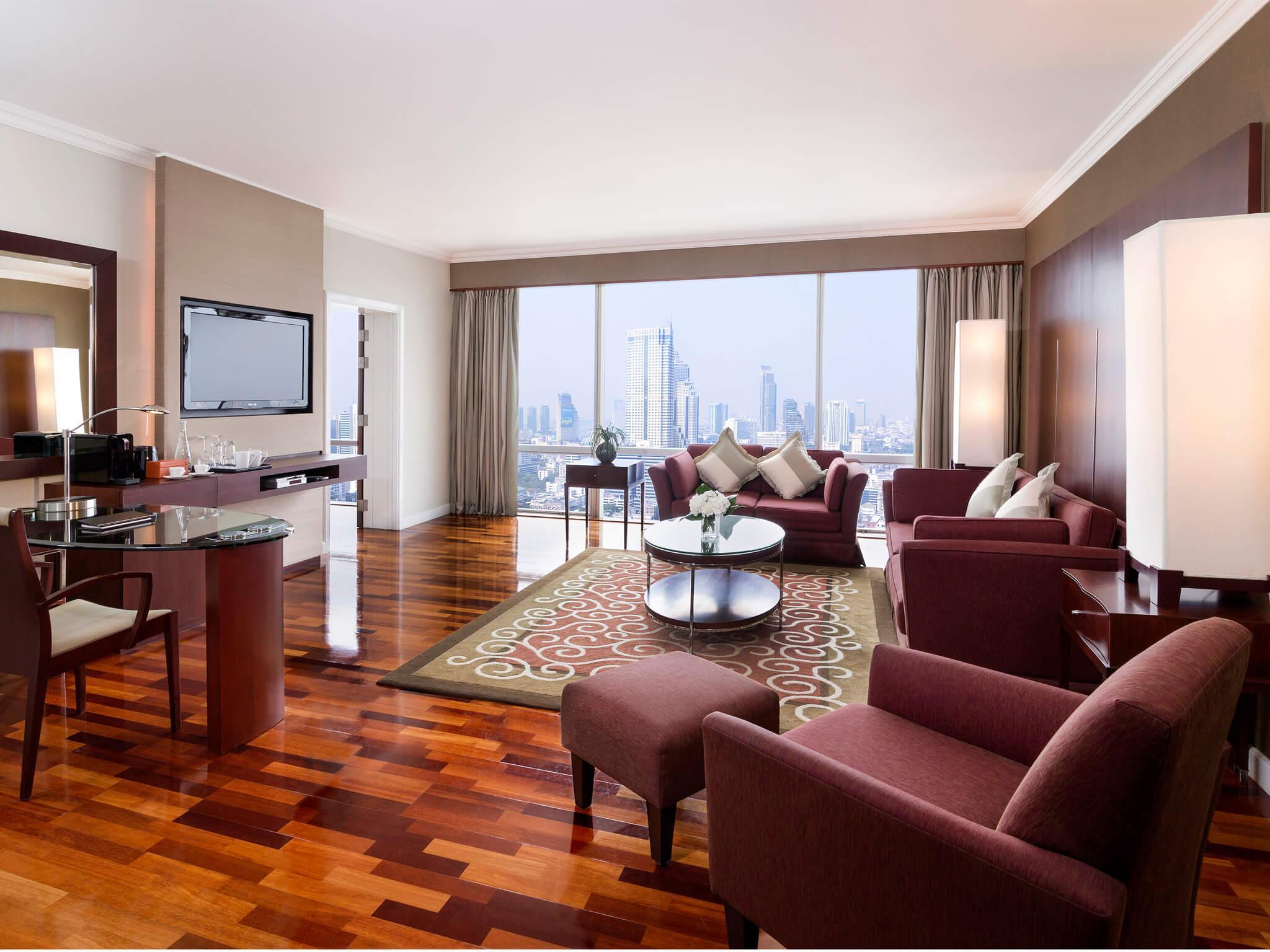 Pullman Bangkok Hotel G Thailand Jaminan Harga Terbaik Di