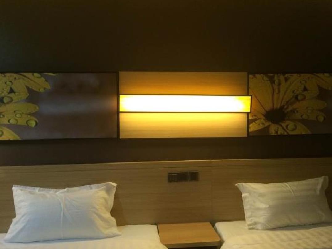 Book 7 Days Inn Chongqing Bishan Yingjia Tianxia Business