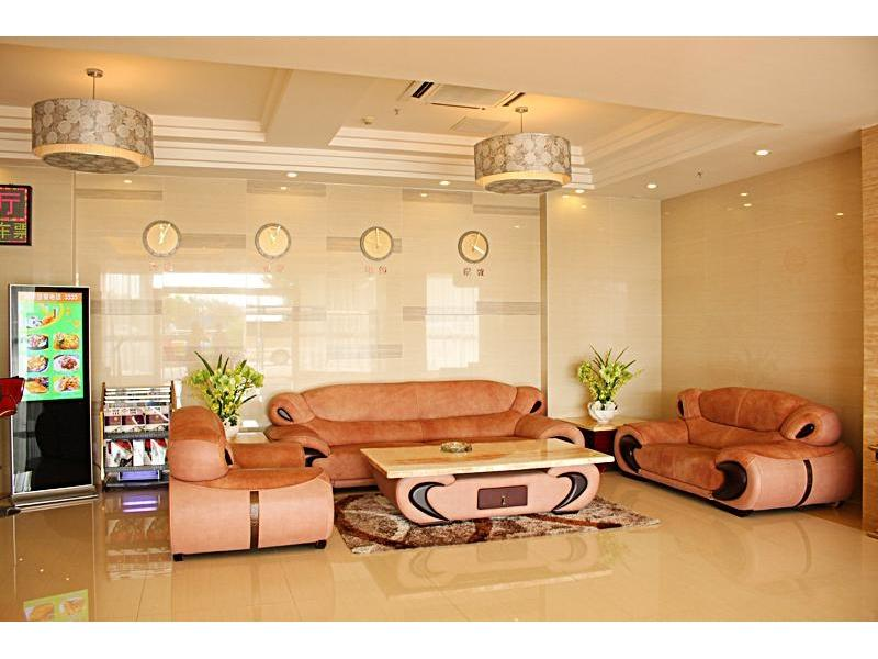 Oasis Hotel Guangzhou China Photos Room Rates Promotions