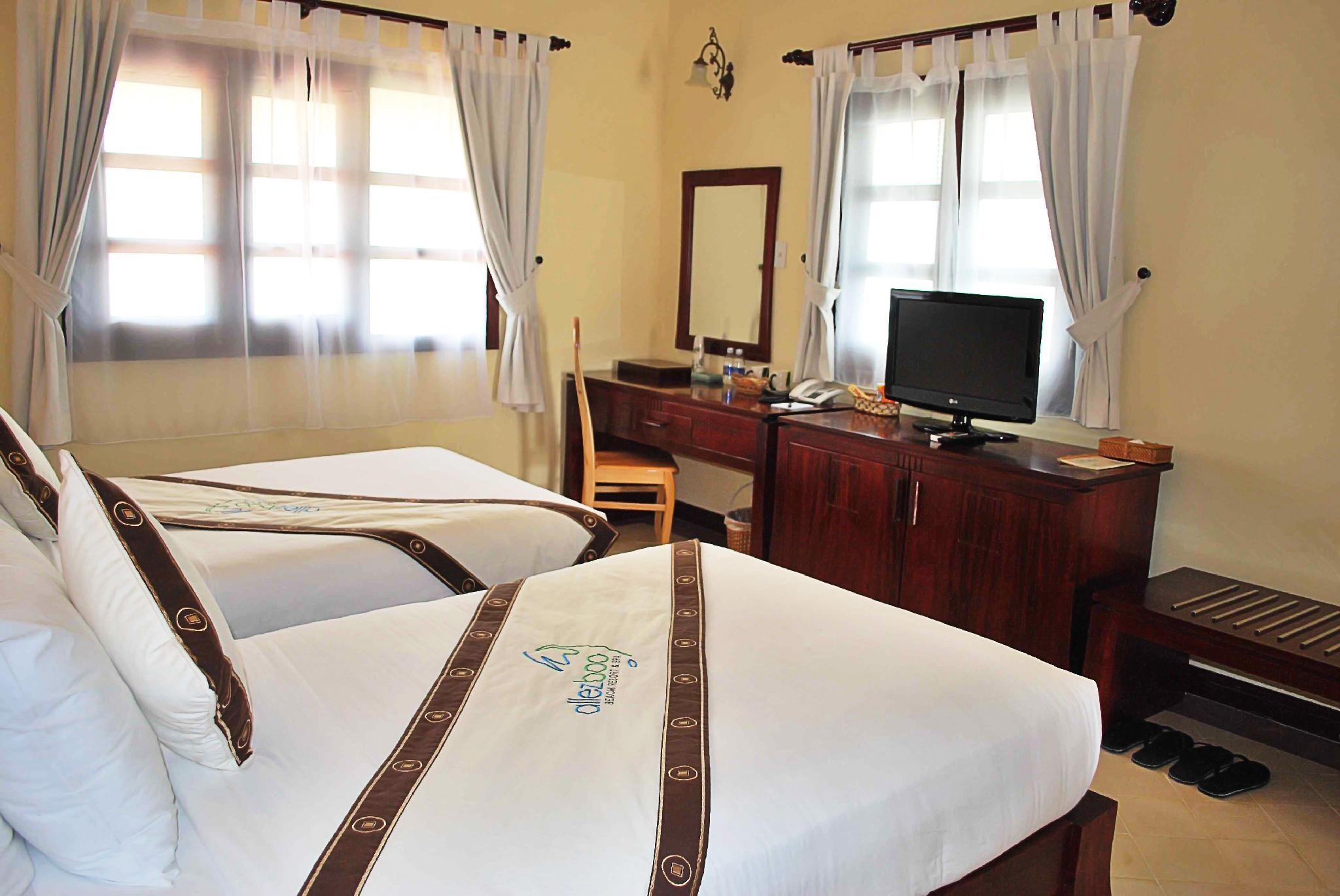 Allezboo Beach Resort And Spa Mui Ne Phan Thiet Room