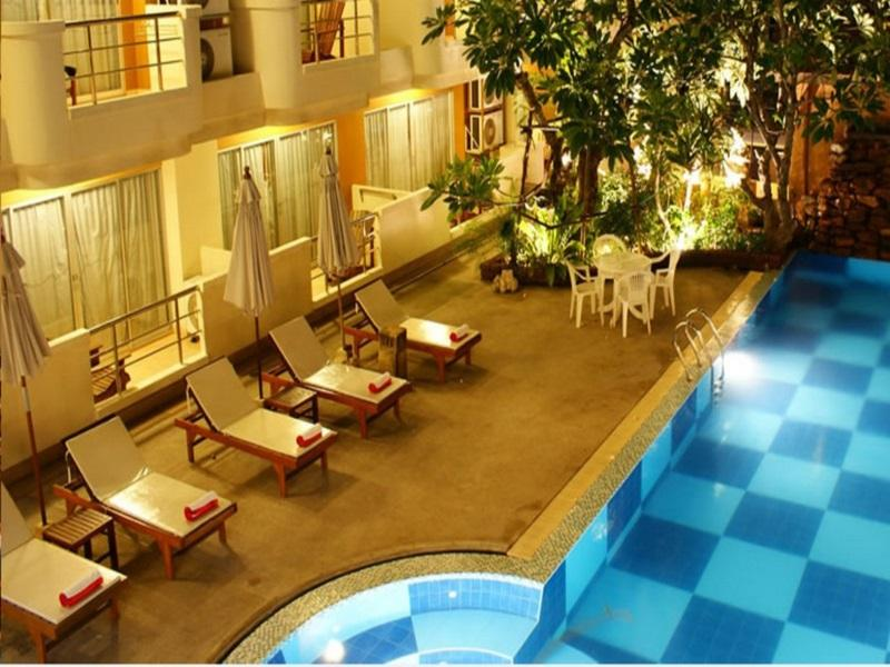Bella Villa Prima Hotel Jalan Pantai Pattaya Pattaya Mulai