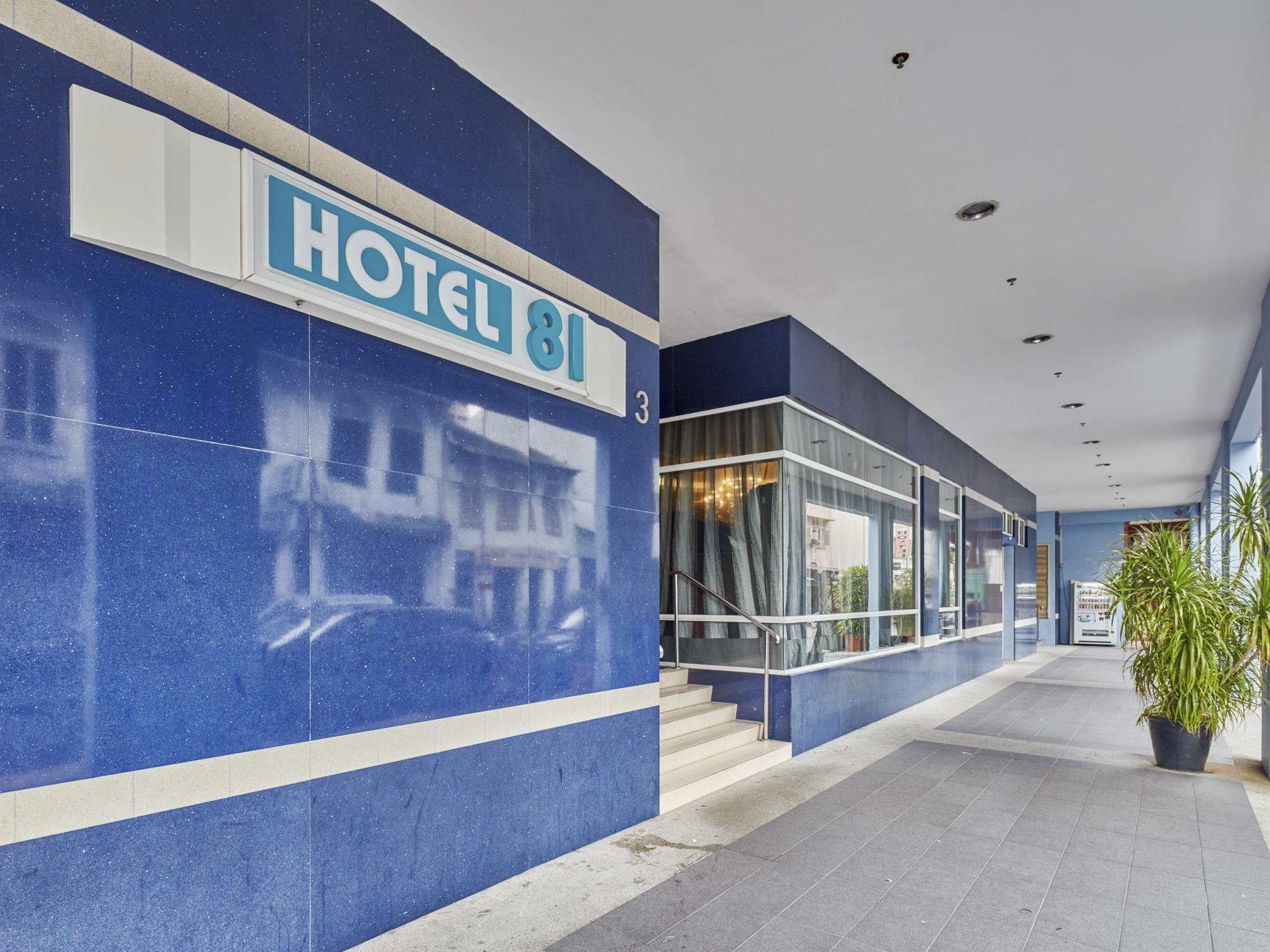 Hotel 81 Dickson Little India Singapura Mulai Dari Rp