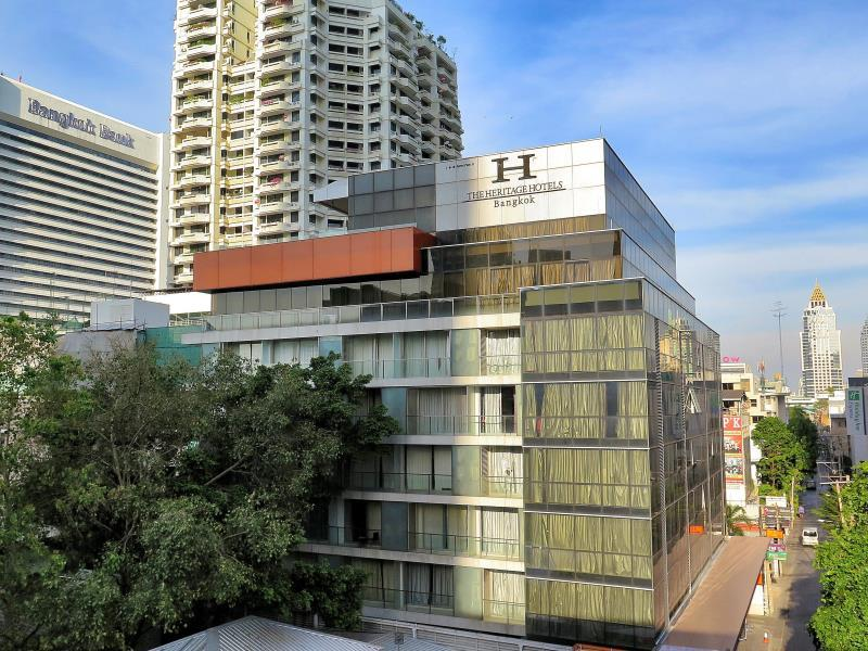 The Heritage Silom Hotel Bangkok Room Rates Photos Reviews