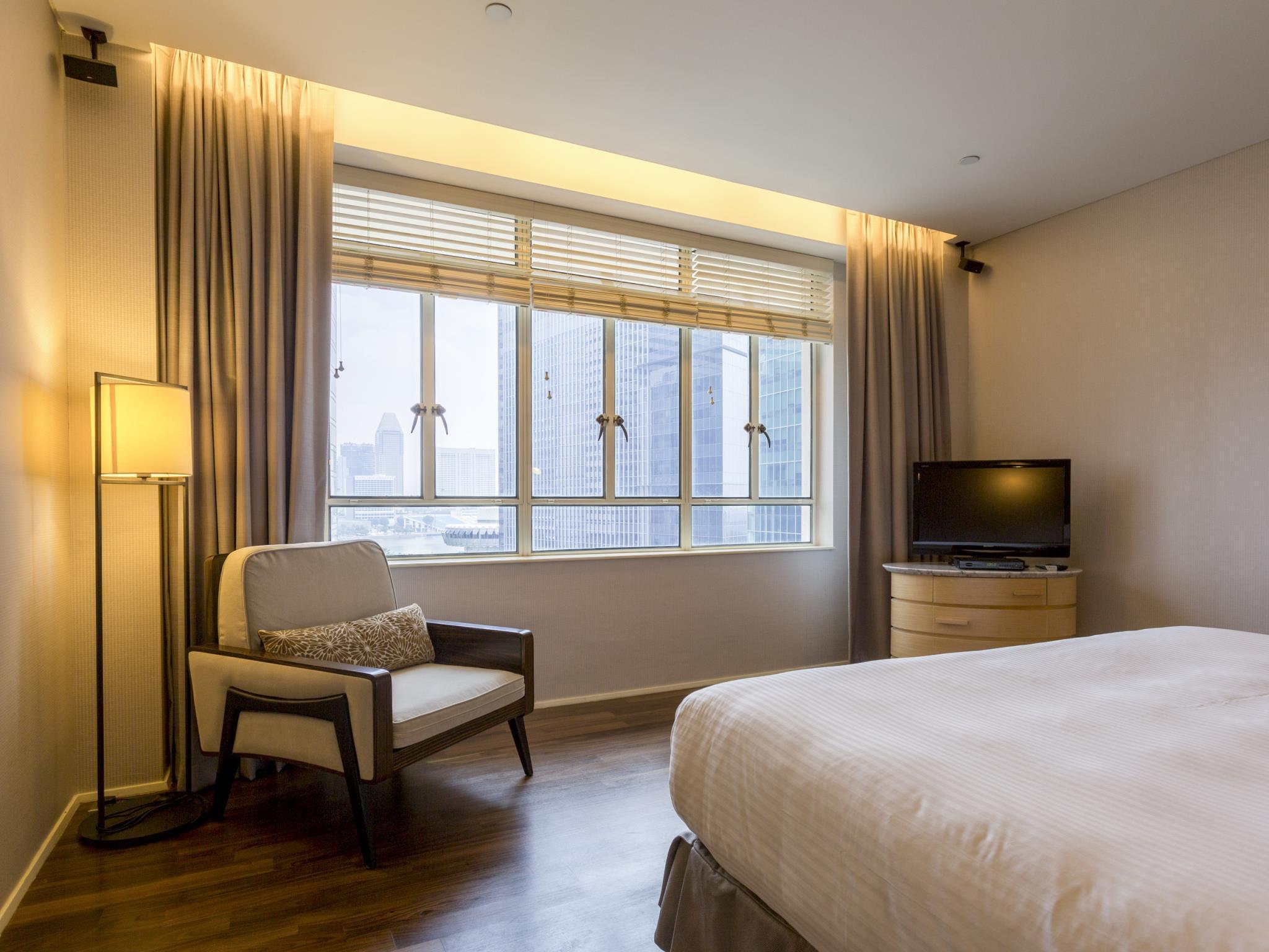 cutler kitchen and bath average cabinet cost 新加坡新加坡雅诗阁来福士广场酒店 ascott raffles place singapore cullen套房 suite