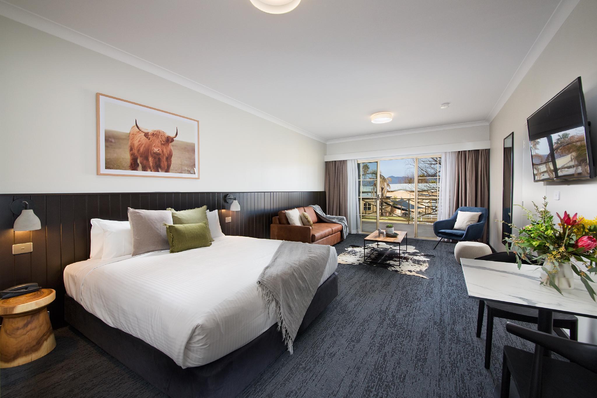 Parklands Resort Conference Centre In Mudgee Room Deals