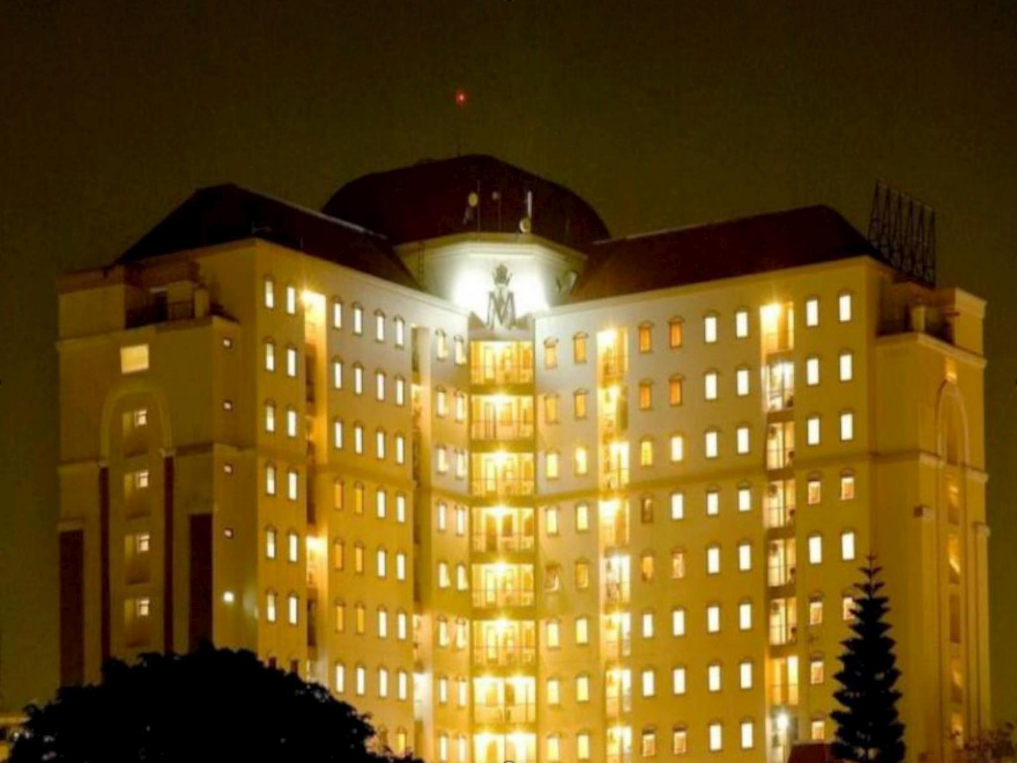 The Majesty Business And Family Hotel Pasteur Bandung