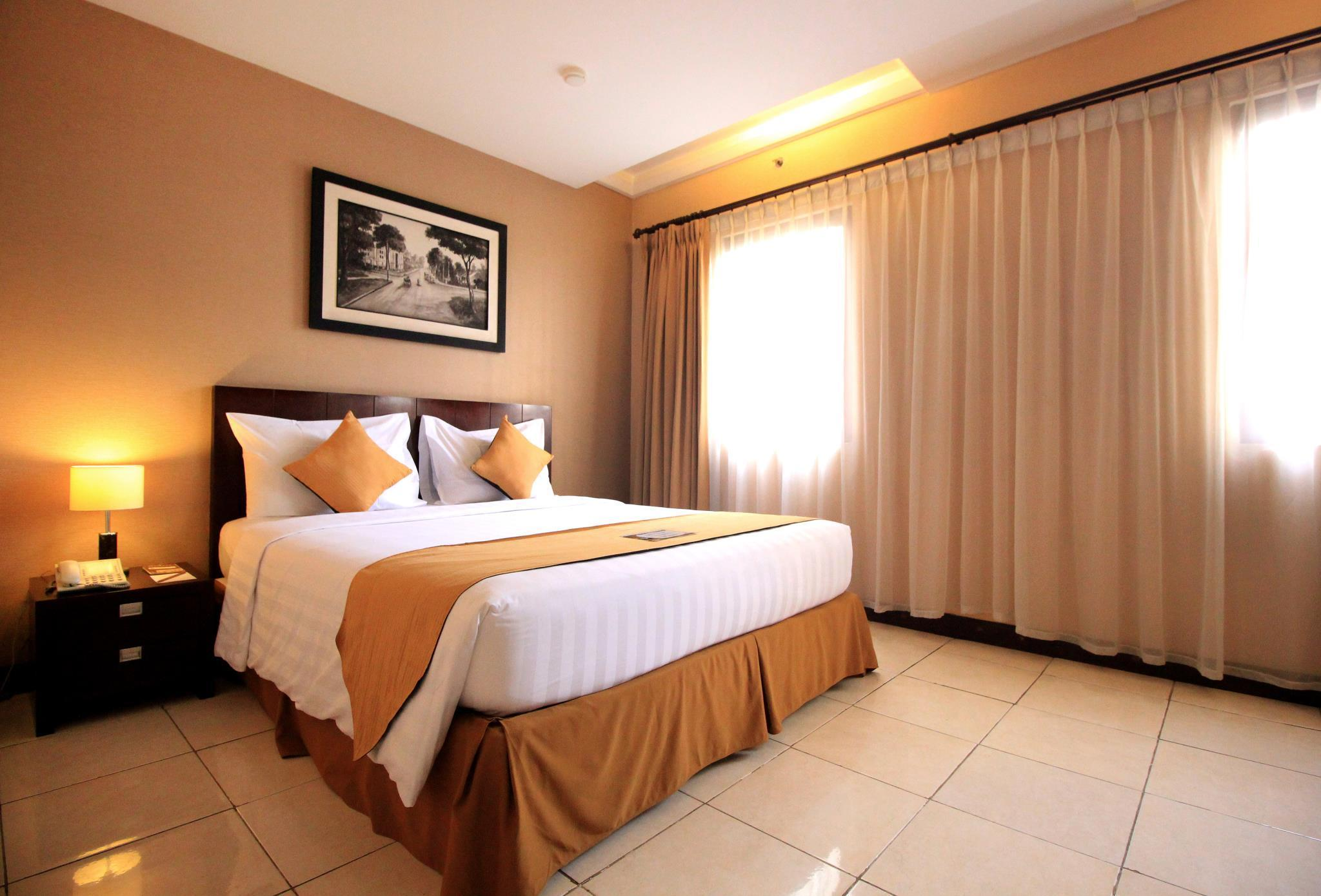 The Majesty Business And Family Hotel In Bandung Room