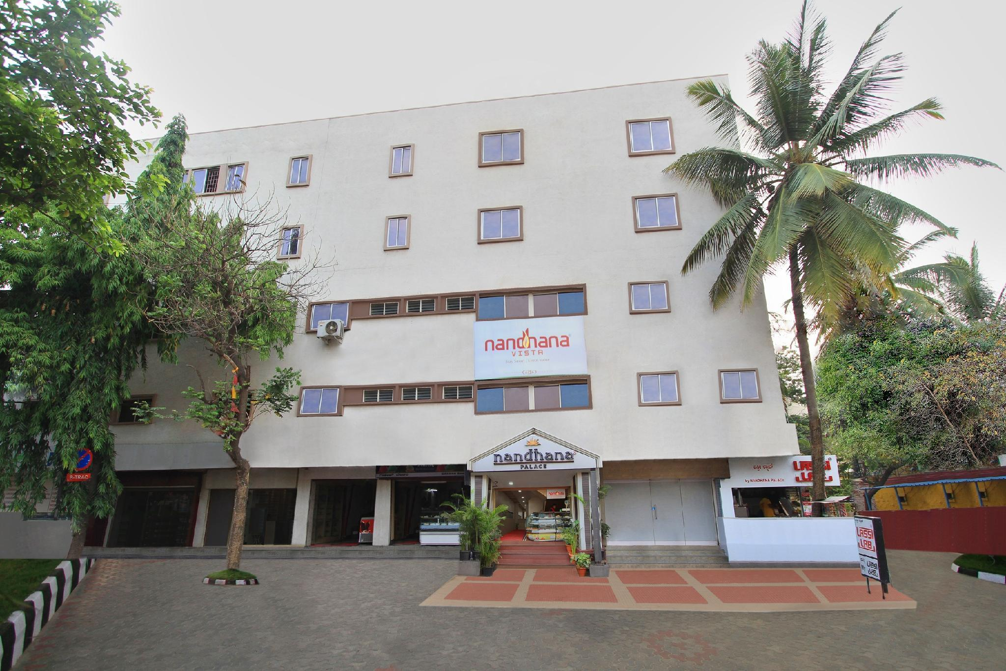 Hotel Nandhana Vista In Bangalore Room Deals Photos Reviews