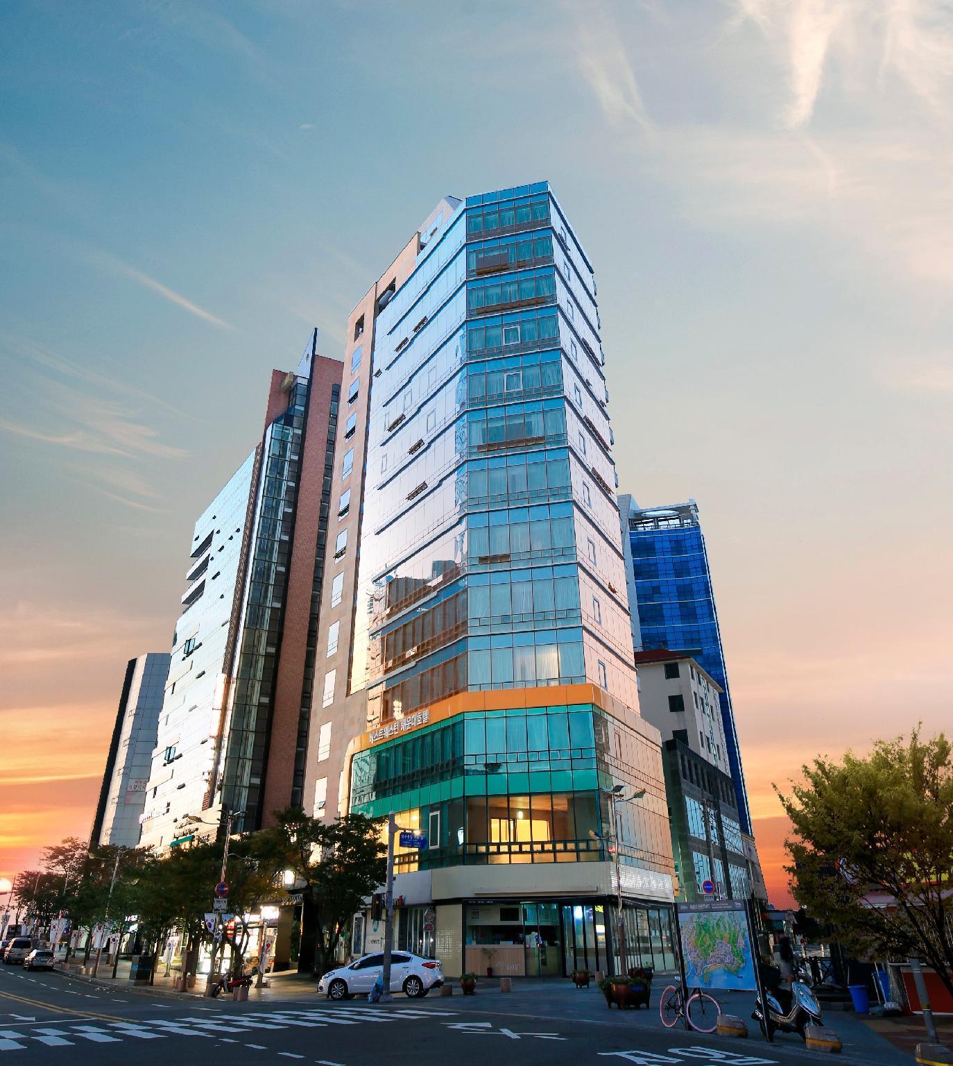 Best Western Haeundae Hotel Haeundae Gu Busan Mulai Dari