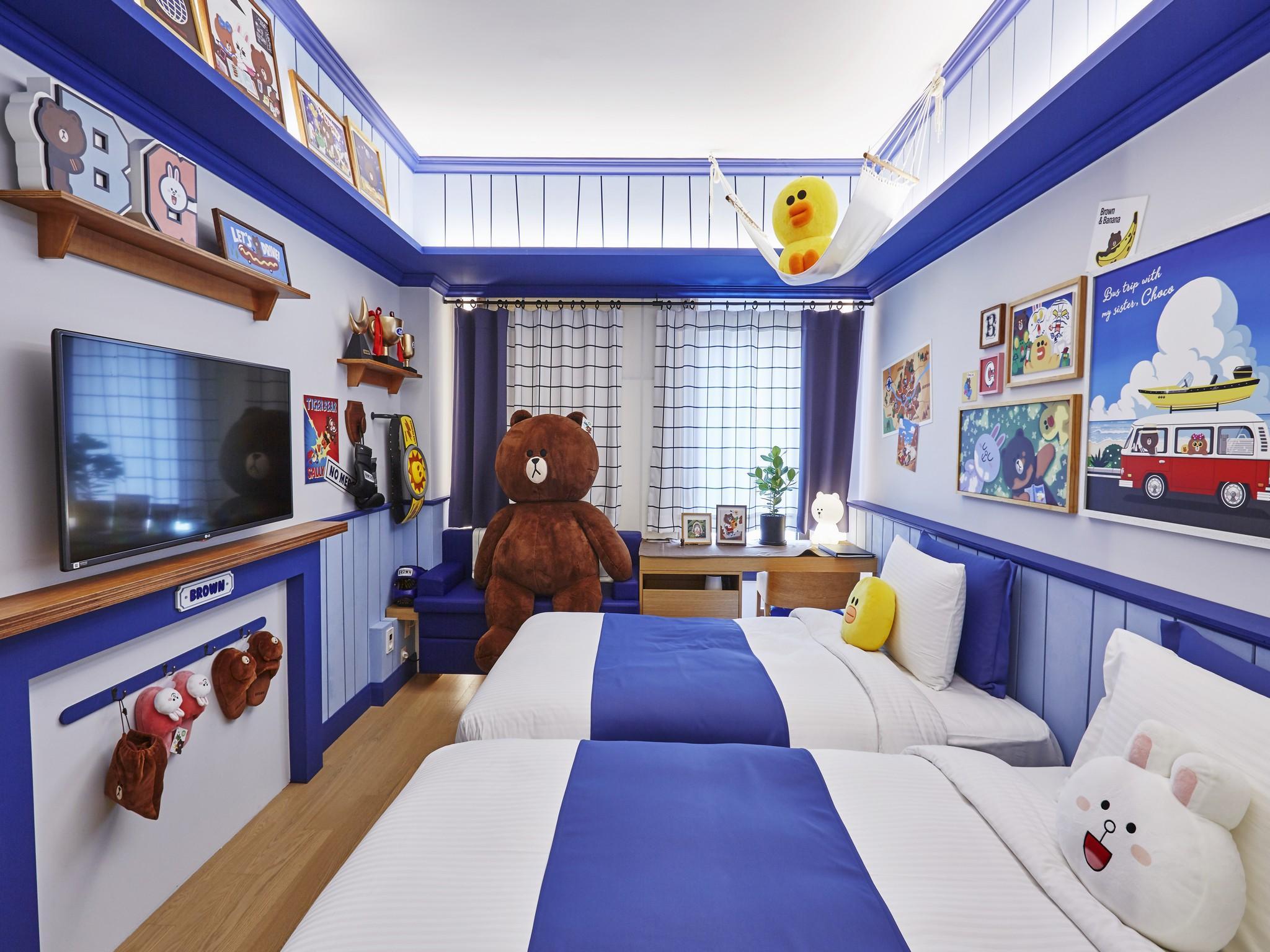 Sotetsu Hotels The Splaisir Seoul Myeong Dong Korea Selatan