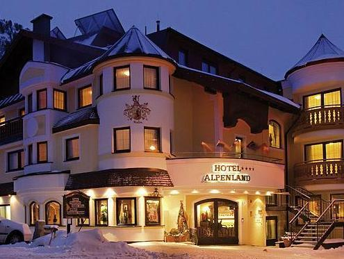 Best Price On Hotel Alpenland In Obergurgl Reviews
