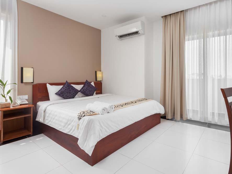 New Midtown Hotel Chamkar Morn Phnom Penh Room Deals