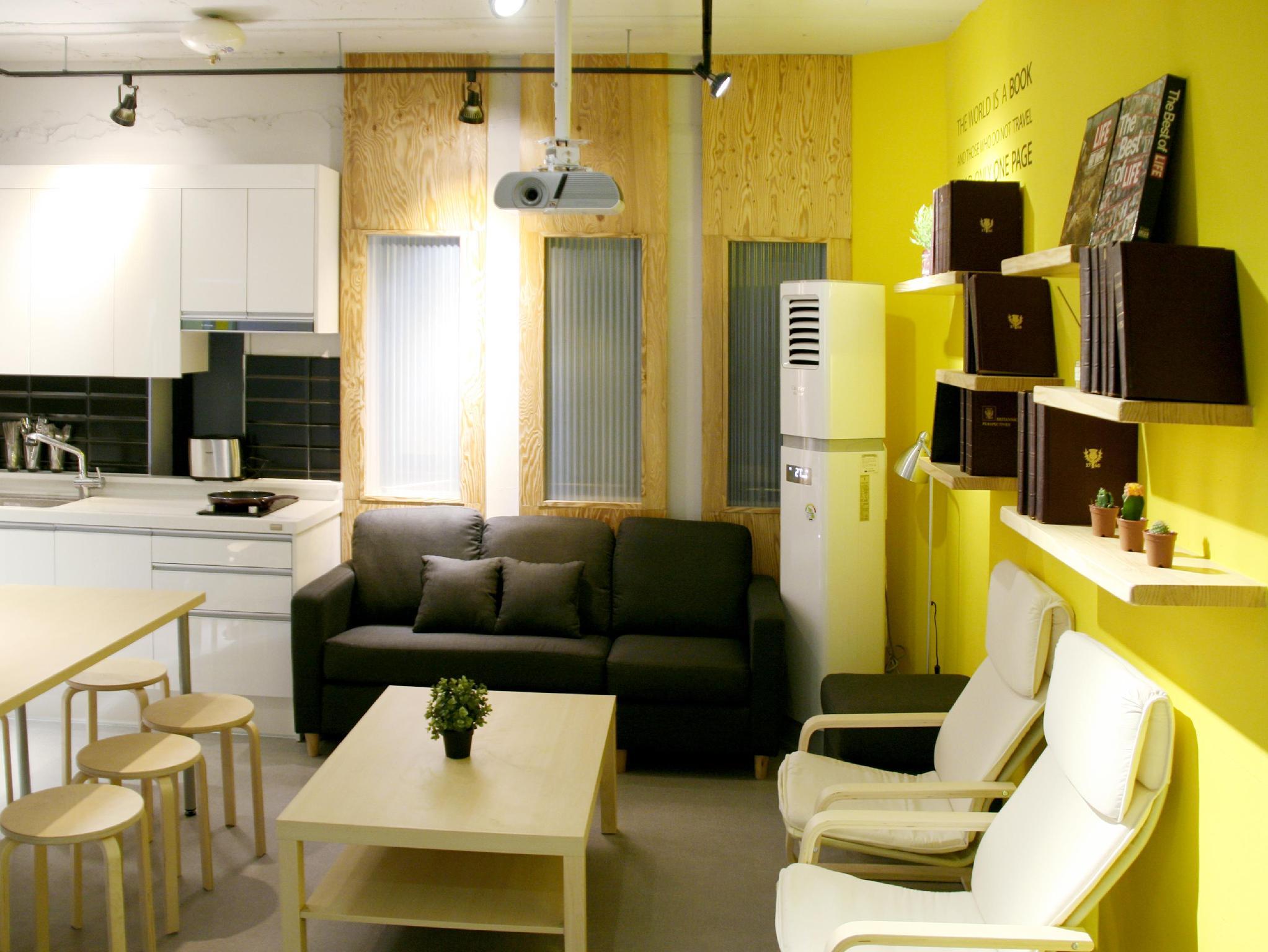 Seoul Dalbit Dongdaemun Guesthouse In South Korea Room