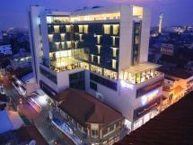 Pasar Baru Square Hotel Bandung Dhm Associates In