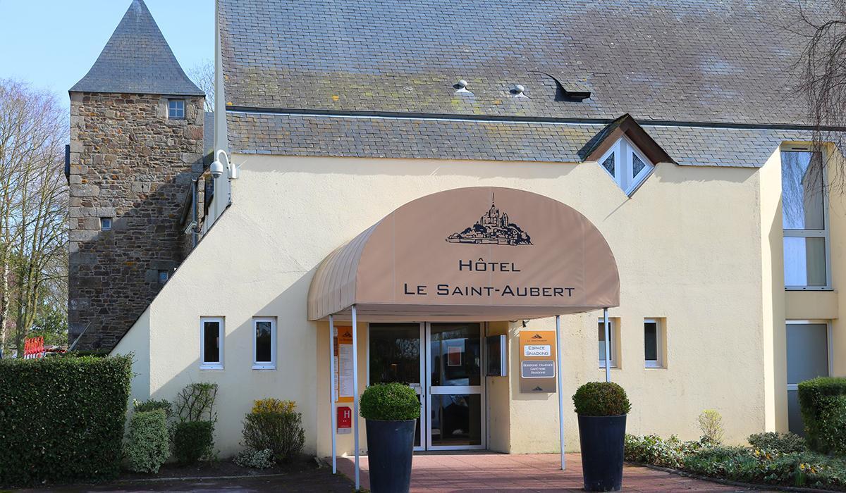 Le Saint Aubert Hotel In Mont Saint Michel Room Deals