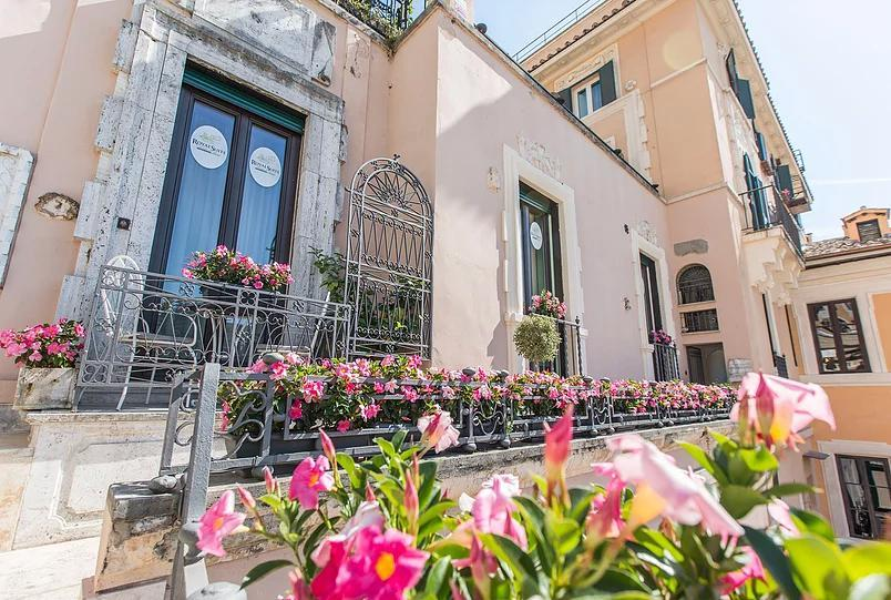 Royal Suite Trinita Dei Monti Rome In Italy Room Deals