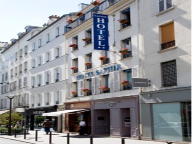 Hotel Saphir Grenelle 15th Tour Eiffel Porte De