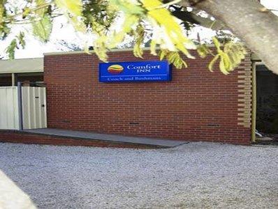 Comfort Inn Coach And Bushmans Seymour Booking Deals