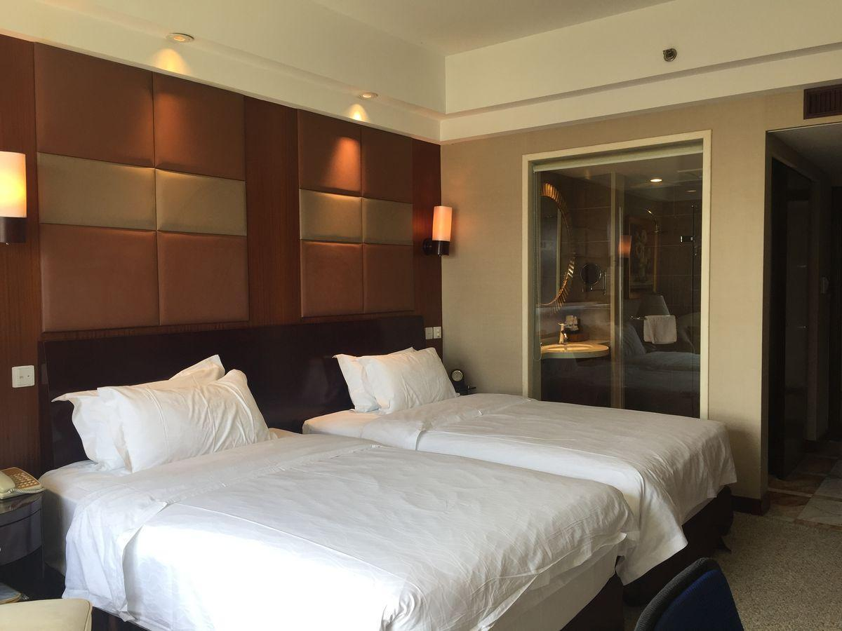 Qingdao Garden Hotel Vip Building From Room Deals Photos
