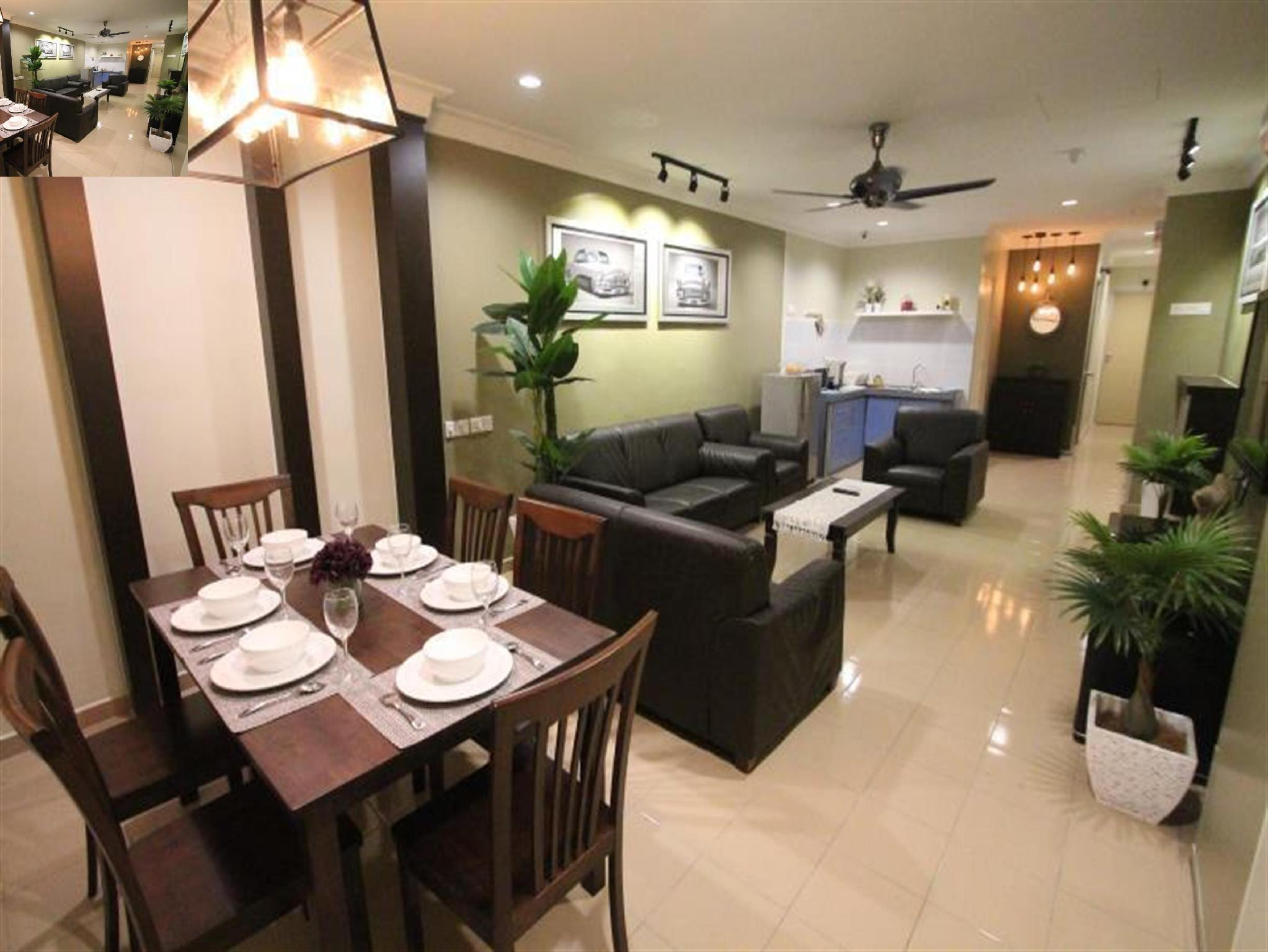 Ians Vacation Home Apartment Ipoh Deals Photos Reviews