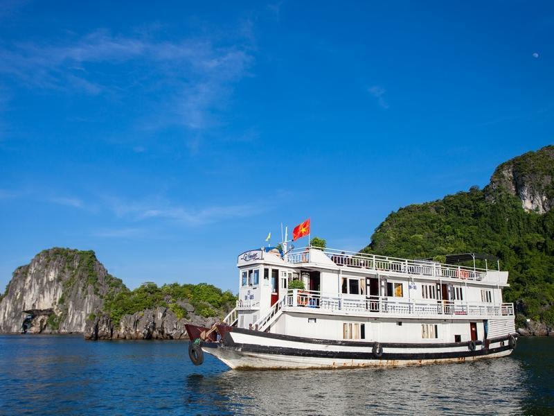 Halong Lavender Cruises Vietnam Mulai Dari Rp 2145925