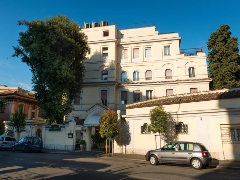 Hotel Degli Aranci In Rome Room Deals Photos Reviews