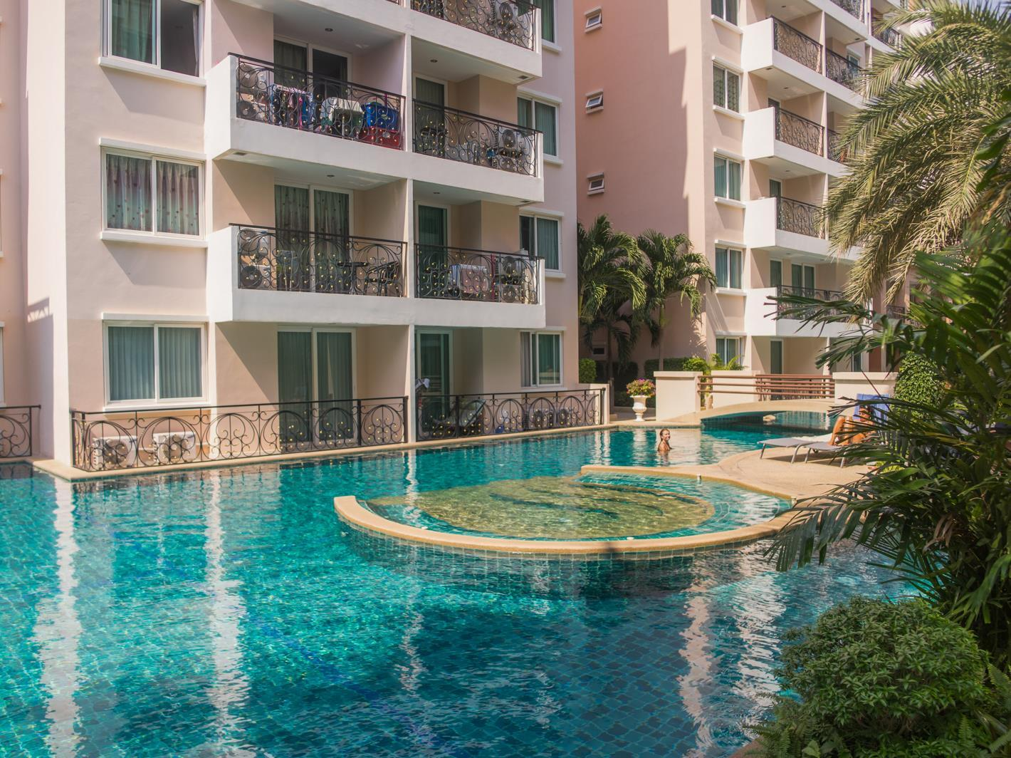 Paradise Park By Mr Butler Apartment Pattaya Deals