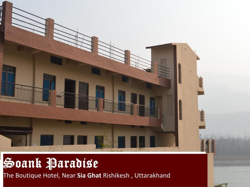 Soank Paradise Hotel Veerbhadra Rishikesh Mulai Dari Rp
