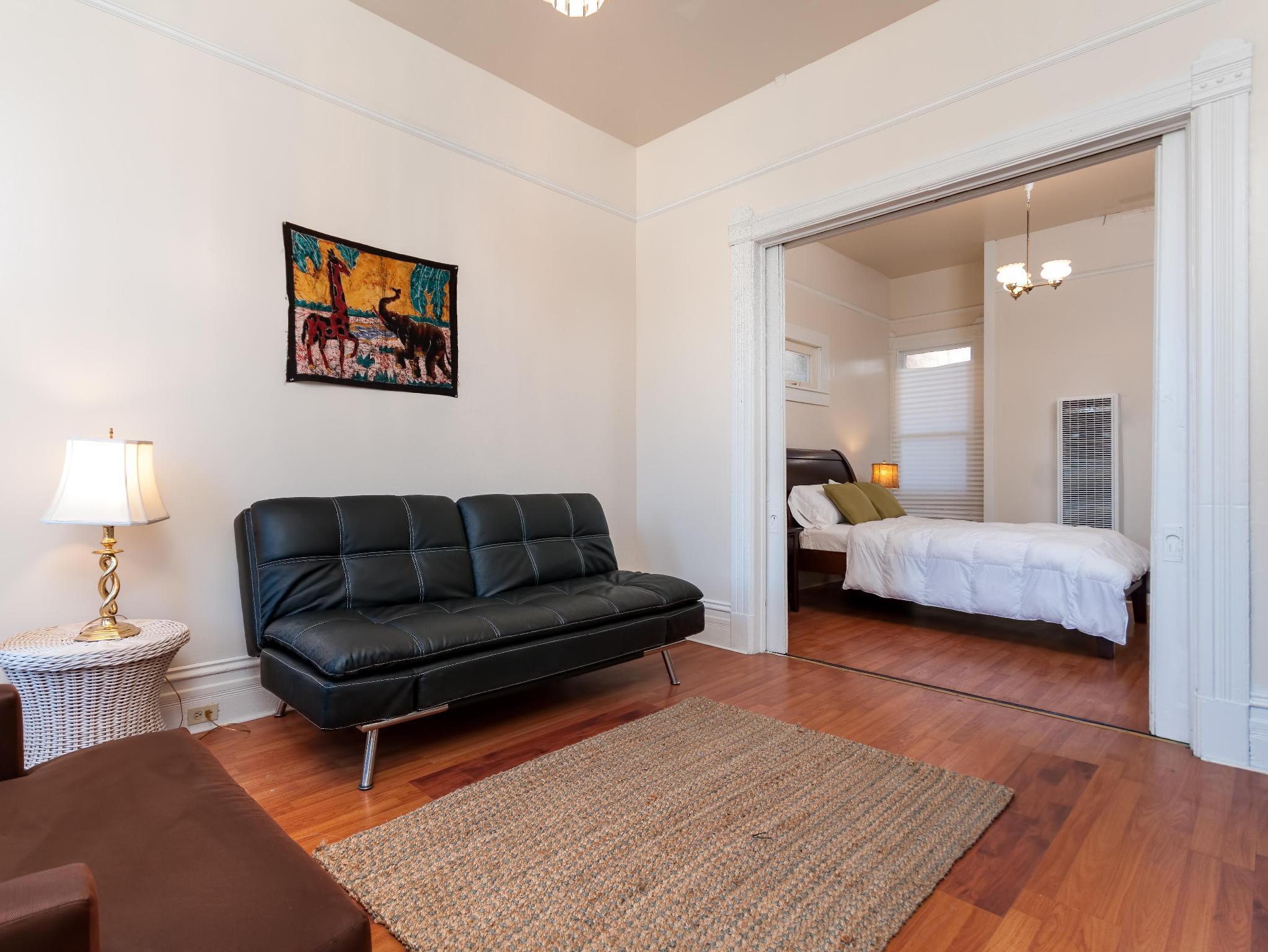 Luxury Living Suites 2027 Brush Street Unit 1 Apartment